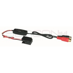Interface audio aux-in BMW S5-X5 9 02