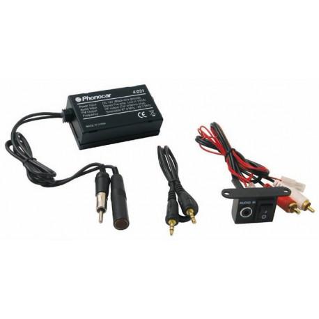 Modulador audio FM