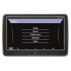 Monitor 10 1 digital para encosto cabeca