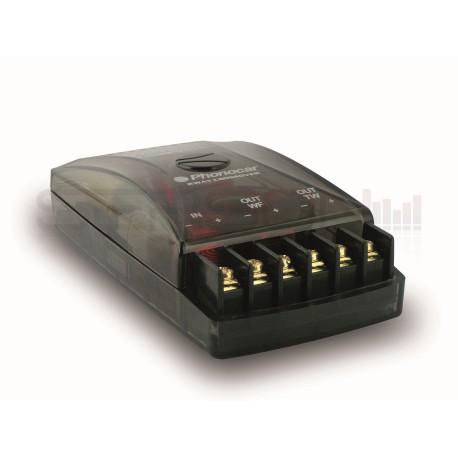 Crossover 2Xvias phonocar 200W