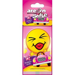 Aroma em cartao Areon Smile Bubble Gum