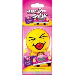 Aroma em cartao Areon Smile Bubble Gum